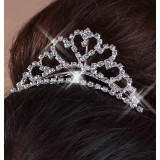 Wholesale - Sweet Shiny Rhinestone Bridal Tiara 11
