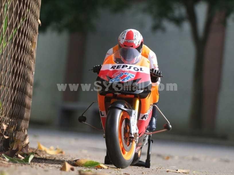 1:6 Digital RC HONDA Motorcycle