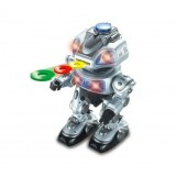 Wholesale - Robokid with Disc Shooter Capabilities, Remote Control (RC) Robot