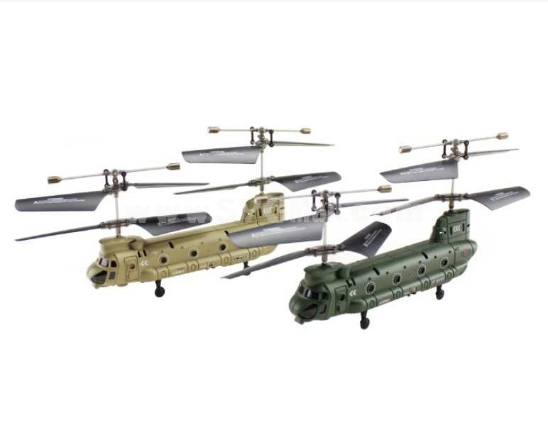 3.5 Channel RC Remote Control Helicopter for iPhone