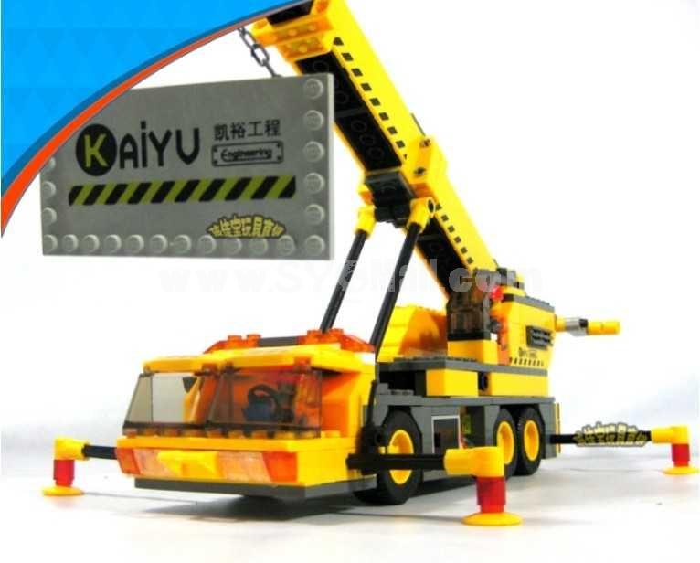 LEGO Heavy Hrane Intelligence Building Blocks
