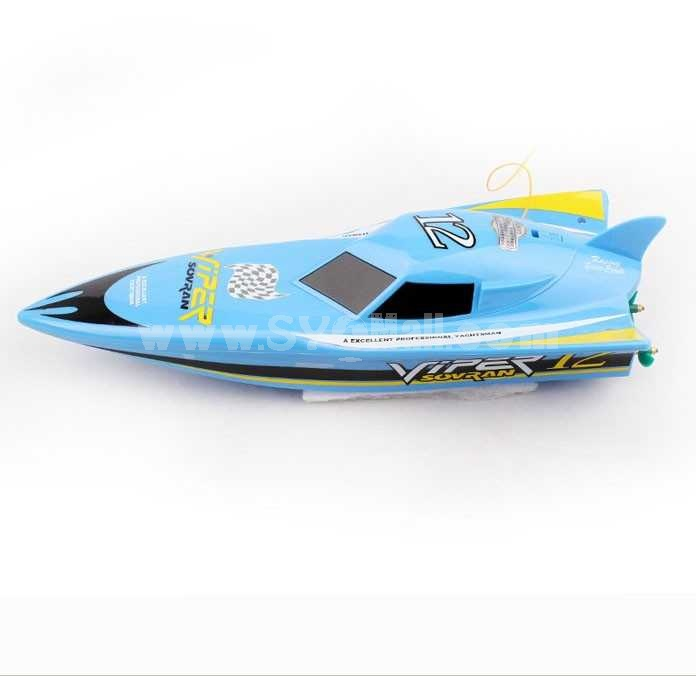 Wireless RC Remote Dual Motor Speed Boat