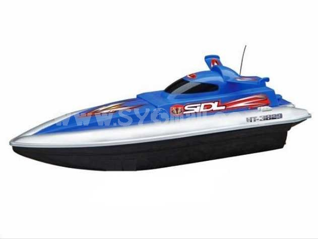 HENGTAI Electrical RC Speed Boat