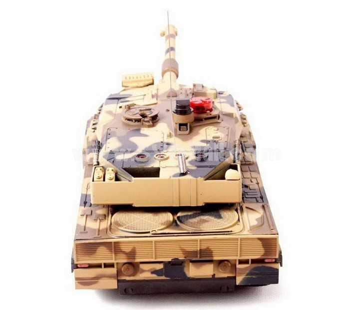 Infra-red Laser Battle Tank Set (2 Pcs Included)