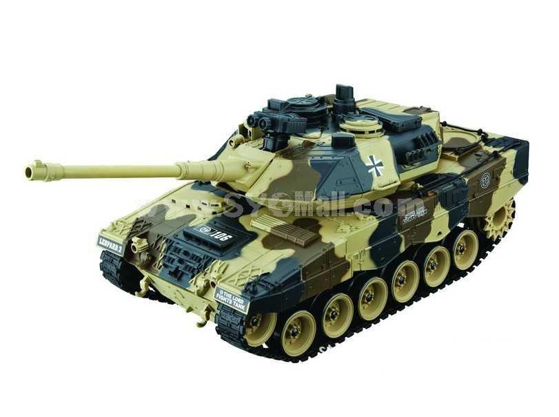 1:20 RC German Simulated Leopard 2 Tank