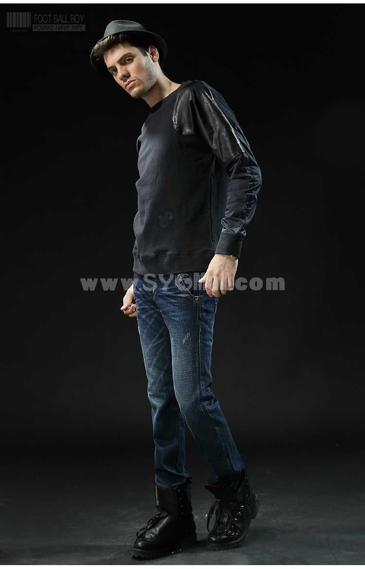 FBBOY Cotton Straight Denim Men Jeans Slim Causal Style F133