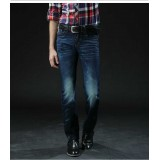 Wholesale - FBBOY Cotton Straight Denim Men Jeans Slim Causal Style