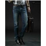 Wholesale - FBBOY Cotton Straight Denim Men Jeans Slim Causal Style F135