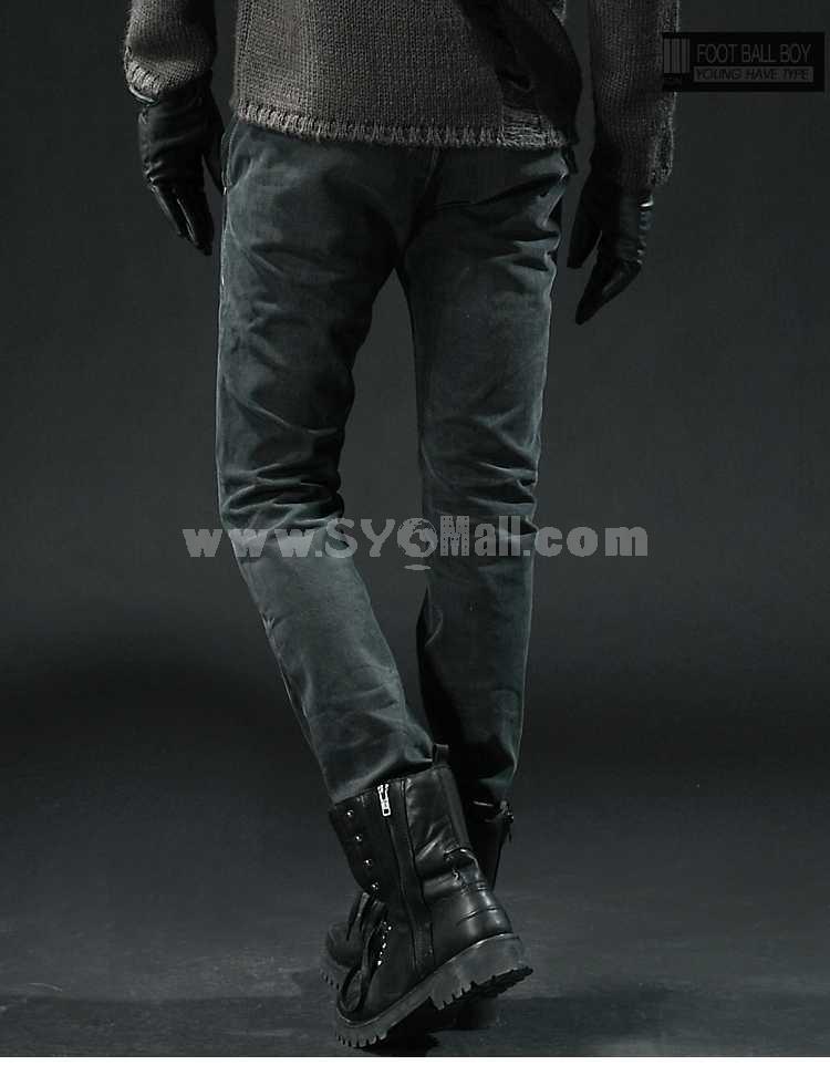 FBBOY Cotton Straight Denim Men Jeans Slim Causal Style F152