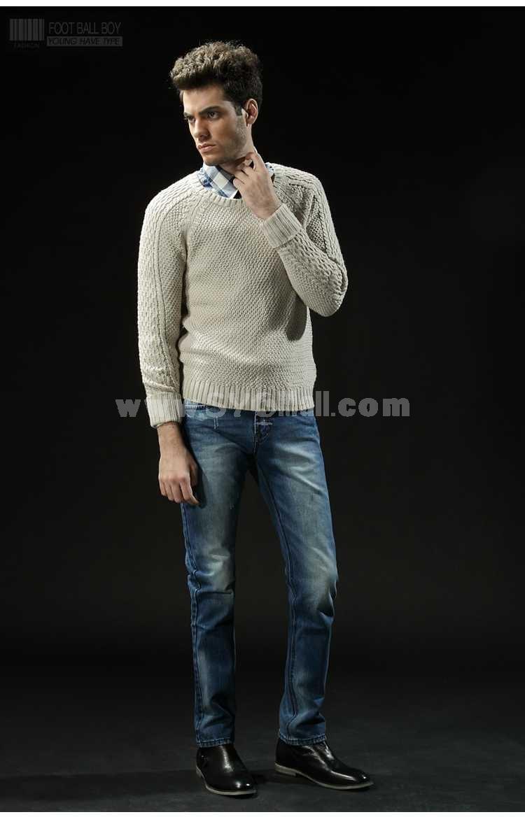 FBBOY Cotton Straight Denim Men Jeans Slim Causal Style F126