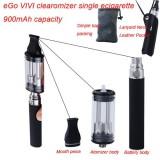 Wholesale - Ego Vivi Double Core Bring In The Bottom Clearomizer 900Mah Single Stem Elctronic Cigarette