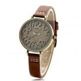 Wholesale - MINI Quartze Round Dial Waterproof Watch Cartoon Creative PVC Band Watch mn919