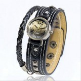 Wholesale - MINI Quartze Round Dial Waterproof Watch Cartoon Creative PVC Band Watch mn947