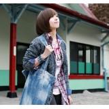 Wholesale - Women's Wig Short Tilted Frisette Round Face Prefered
