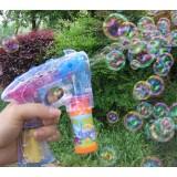Wholesale - Light-Up LED Toy Bubble Gun