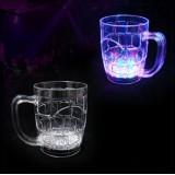 Wholesale - LED Light-Up Party Beer Mug /6LED
