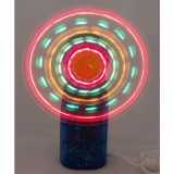Wholesale - LED Mini Light-Up Handheld Personal Fan