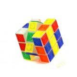 Wholesale - LED Light Up Brain Teaser Magic Rubik's Cube
