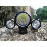 Wholesale - TrustFire TR-D003 Bicycle LED Light (3 Modes, 1800 Lumens, 4 x 18650)