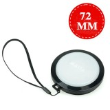 Wholesale - MASSA White Balance Lens Cap 72 MM