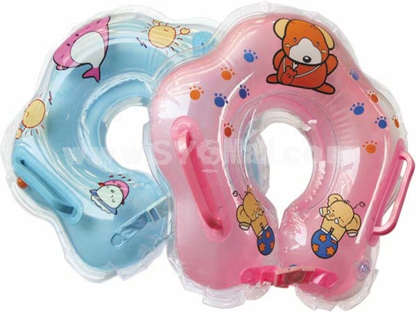 Inflatable Baby Neck Swim Ring