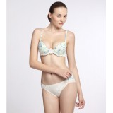 Wholesale - Lovely 3/4 Cup Thick Push-up Cotton Bra