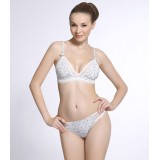 Wholesale - Triangle Seamless Cup Thin Push-up Cotton Bra
