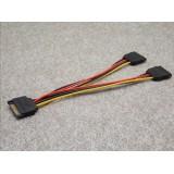 Wholesale - SATA Power Y Splitter, 1 male to 2 female