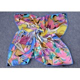 Wholesale - Pure Mulberry Silk Printing Square Women's Kerchief Scarf