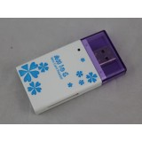 Wholesale - 4 in 1 USB 2.0 Memory Card Reader Multi-Function Printing