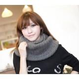 Wholesale - Fashion Pure Color Pullover Women's Scarf
