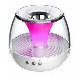 Wholesale - Multifunction Aromatherapy Speaker with Colorful Light FM Radio (KL107)