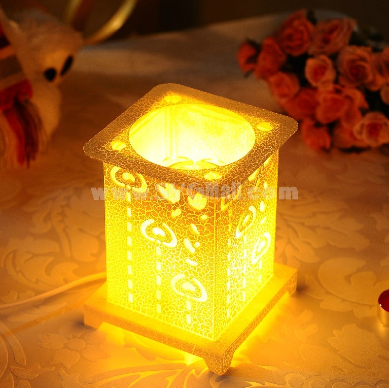 Hollow Electronic Aromatherapy Furnace Essential Oil Manual Resin Environmental Protection (LD999)
