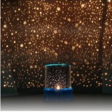 Wholesale - Creative Music Spinning Stars Projector
