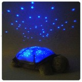 Wholesale - Twinkle Turtle Starry Night Projector Night-Light, Plays Music