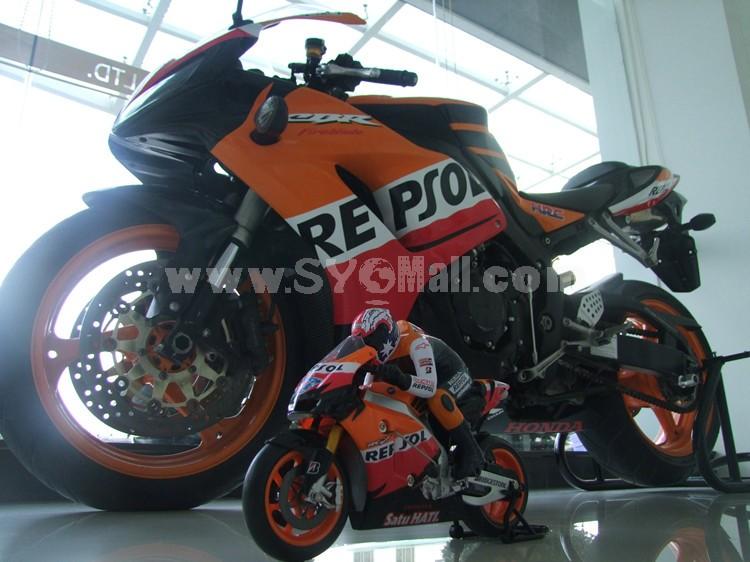 1:6 Digital RC HONDA Repsol Motorcycle