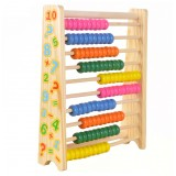 Wholesale - Multicolour Wooden Abacus