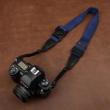 Wholesale - Shoulder Strap for SLR Camera Universal Type Cotton Dark Blue 38MM (CAM1747)