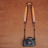 Wholesale - Shoulder Strap for SLR Camera Universal Type Colorful Stripes Style (CAM8244-1)