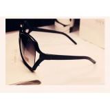 Wholesale - Vintage Oversized Frame Fashion Sunglasses