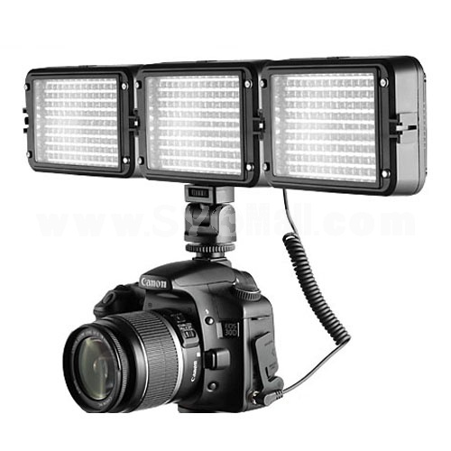 Video Lamp Shoe Mount Light Panel