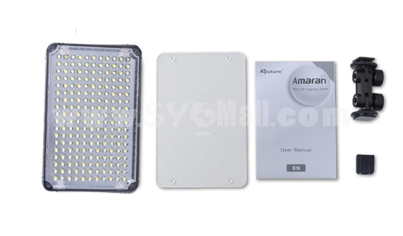 Aputure Amaran AL-198C Camera Camcorder LED Video Light Lamp for Canon Nikon