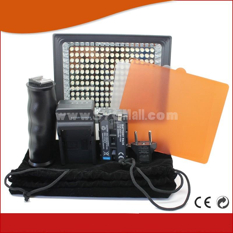 160-LED Video Light for Camera DV Camcorder Lighting Lamp