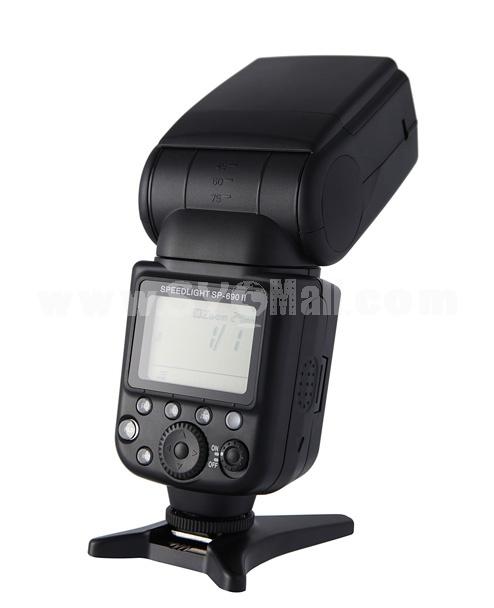 For Canon SP-690 Video Light for Camera DV Camcorder Lighting Lamp