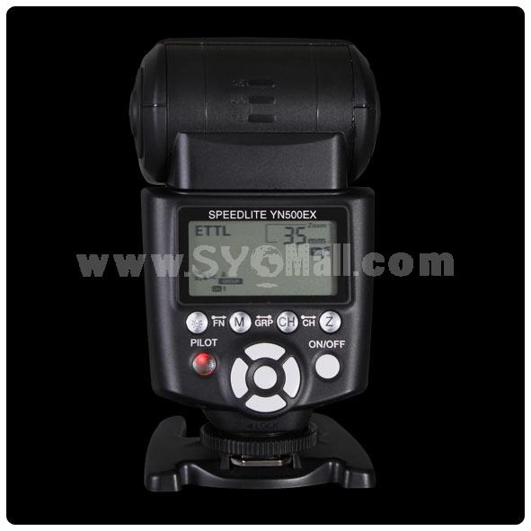 For Canon YN-500EX Video Light for Camera DV Camcorder Lighting Lamp
