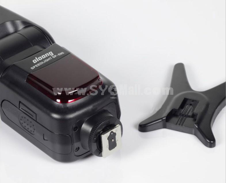 For Nikon SP-595 Video Light for Camera DV Camcorder Lighting Lamp