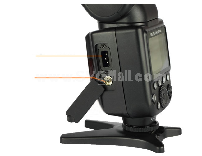 For Nikon SP-690 Video Light for Camera DV Camcorder Lighting Lamp