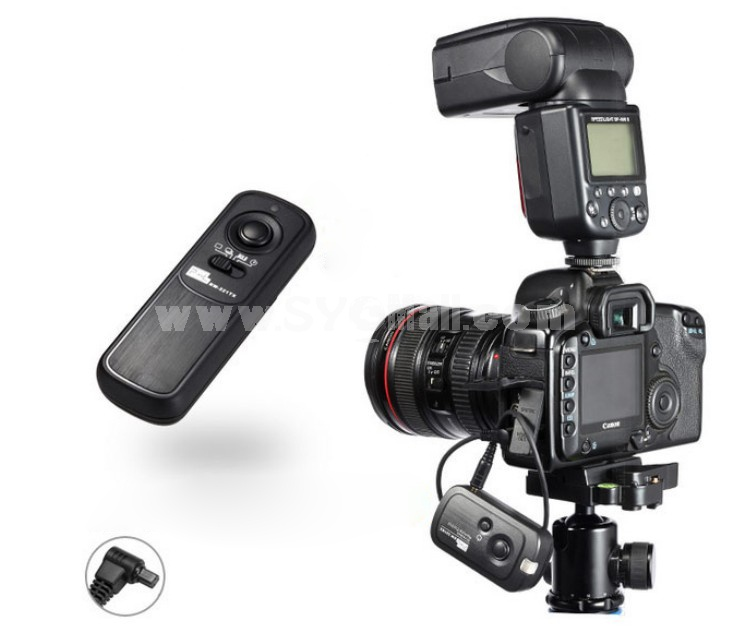 Pixel RW-221 N3 100M Codeless Shutter Release for Canon
