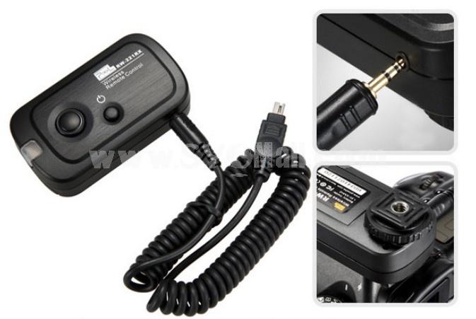 Pixel RW-221 E3 2.4GHz Codeless Shutter Remote Control for Canon
