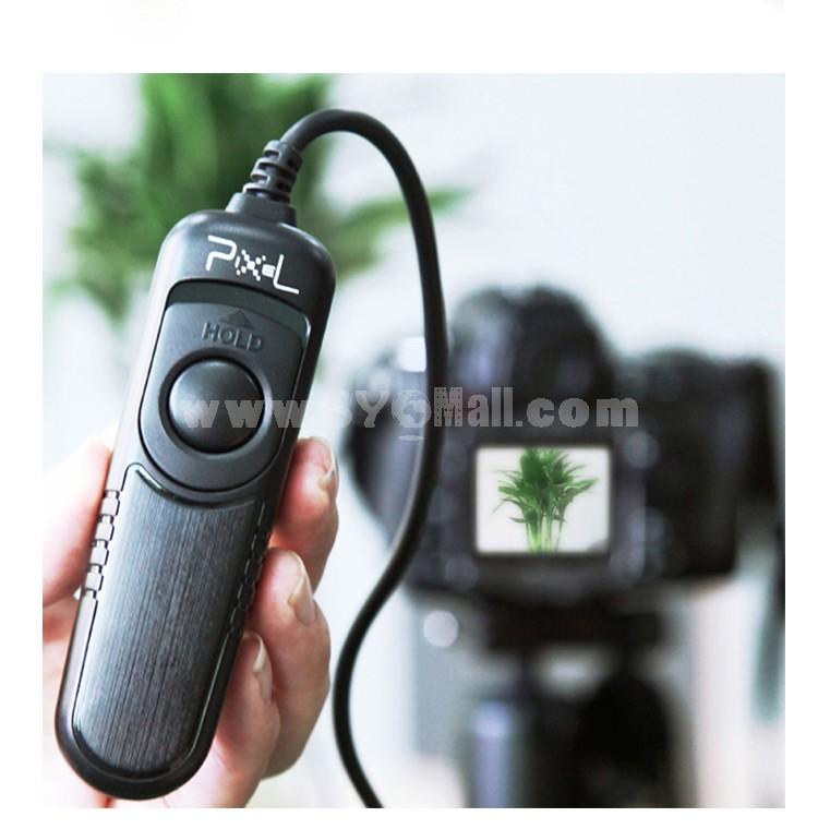 Pixel RC-201/N3 Remote Control Shutter Release for Canon 5D3 5D2 7D 6D 1DS 50D 40D